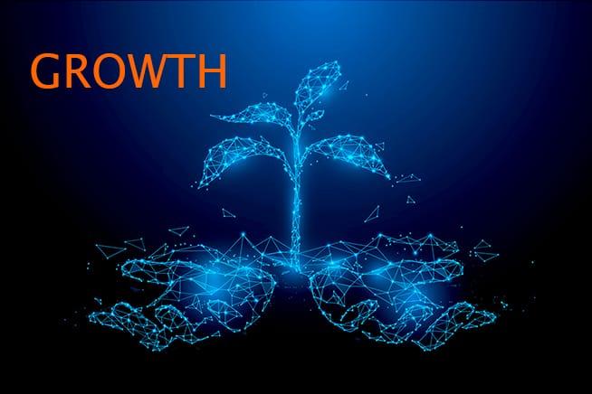 tillväxt genom digital marknadsföring